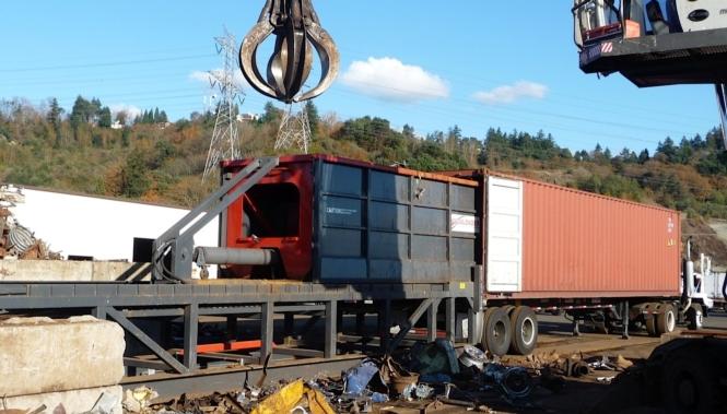 Container-Verladesysteme